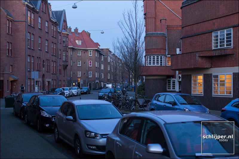Nederland, Amsterdam, 17 februari 2016
