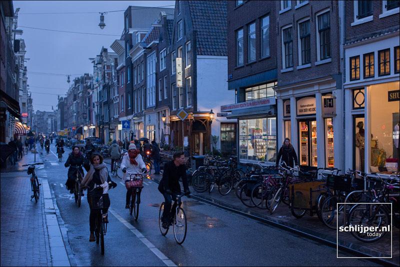 Nederland, Amsterdam, 18 februari 2016