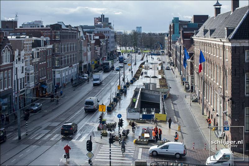 Nederland, Amsterdam, 23 februari 2016