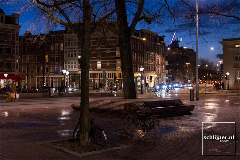 Nederland, Amsterdam, 24 februari 2016