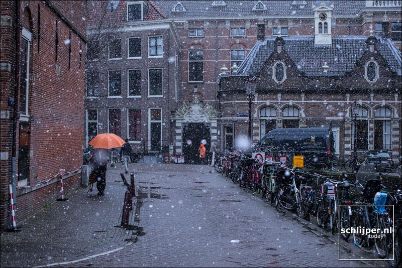 Nederland, Amsterdam, 25 februari 2016
