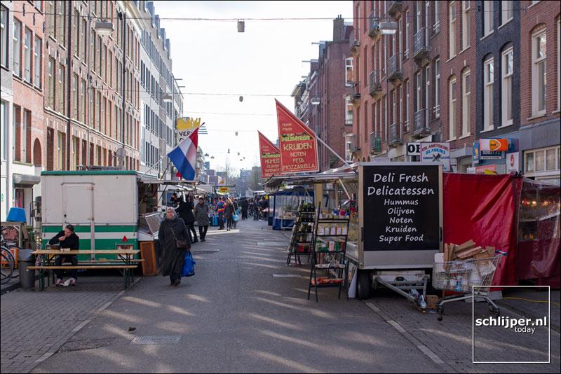 Nederland, Amsterdam, 29 februari 2016