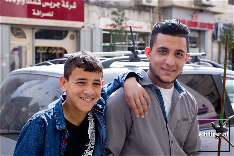 Palestinian Authority, Ramallah, 8 maart 2016