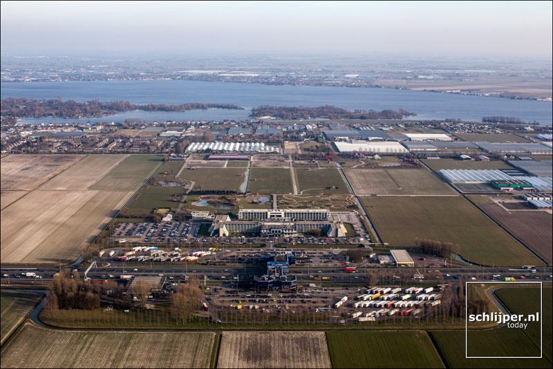 Nederland, Hoofddorp, 14 maart 2016