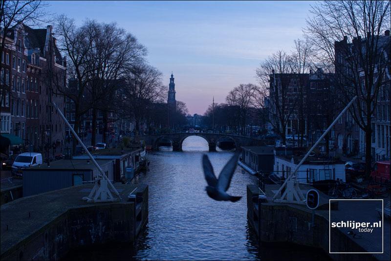 Nederland, Amsterdam, 14 maart 2016