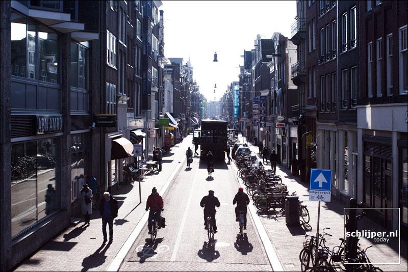 Nederland, Amsterdam, 16 maart 2016
