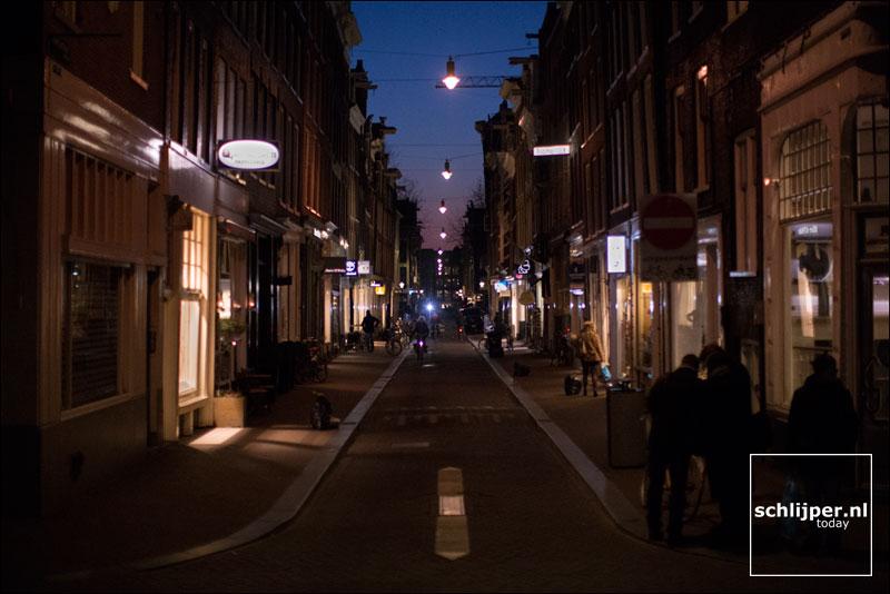 Nederland, Amsterdam, 17 maart 2016