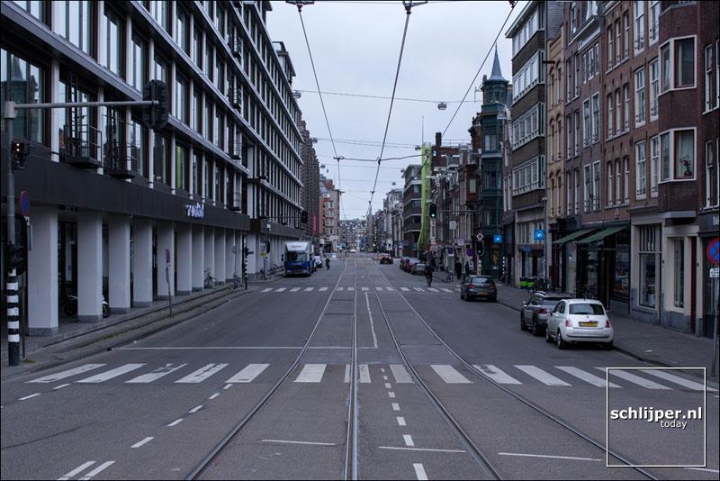 Nederland, Amsterdam, 19 maart 2016