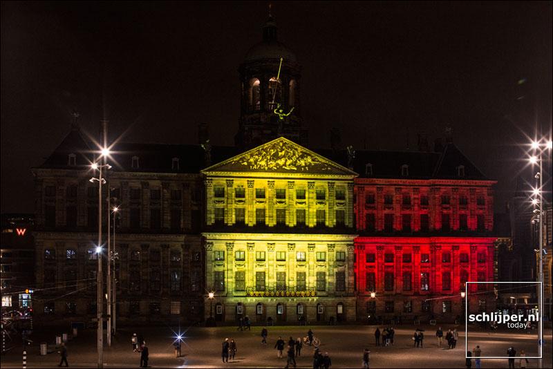 Nederland, Amsterdam, 22 maart 2016