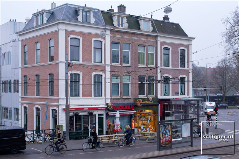 Nederland, Amsterdam, 24 maart 2016