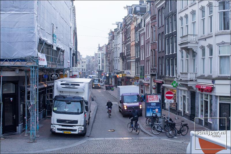Nederland, Amsterdam, 26 maart 2016