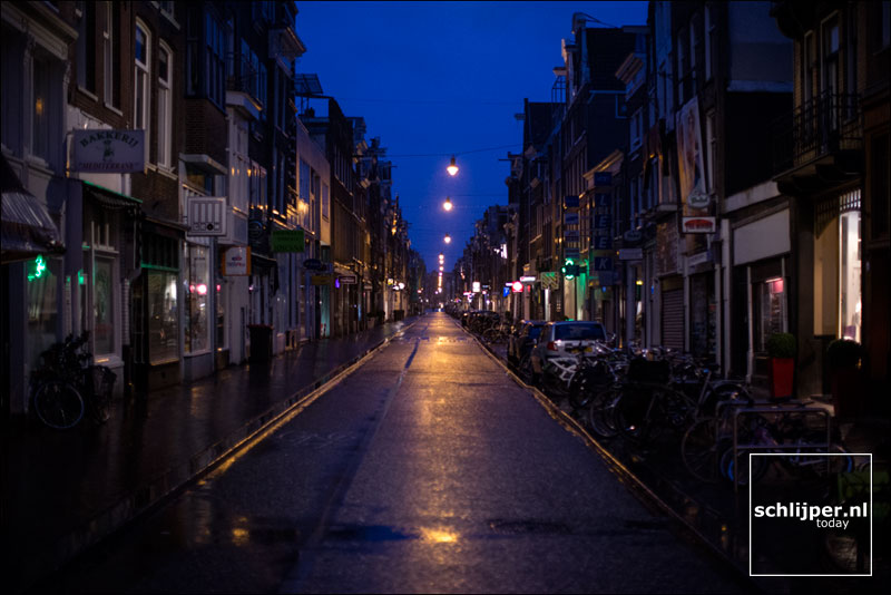 Nederland, Amsterdam, 28 maart 2016