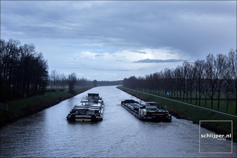 Nederland, Voulwames, 29 maart 2016