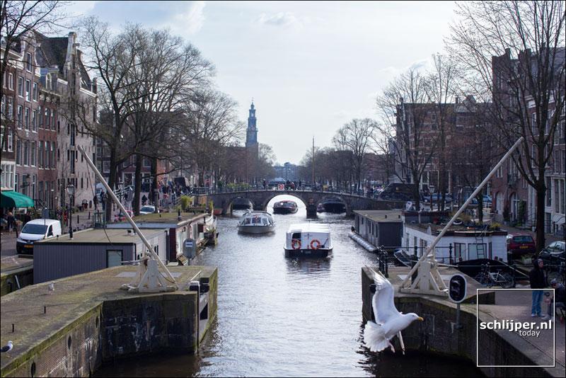 Nederland, Amsterdam, 1 april 2016