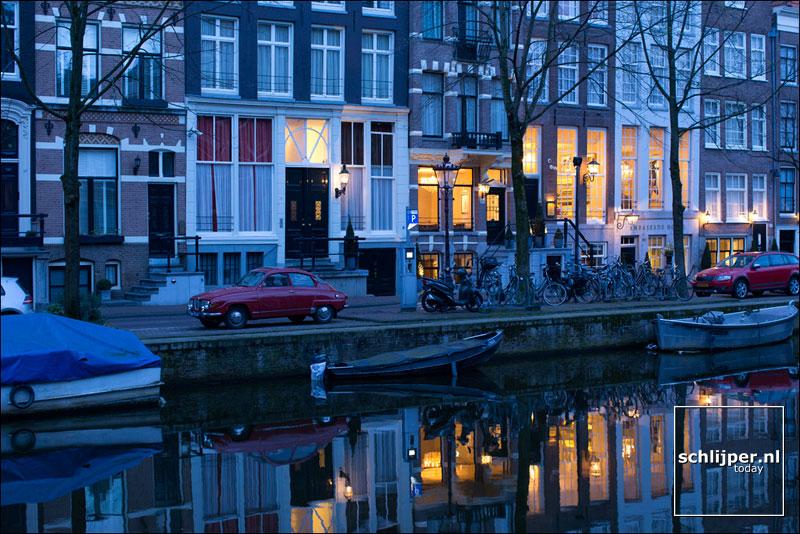 Nederland, Amsterdam, 5 april 2016