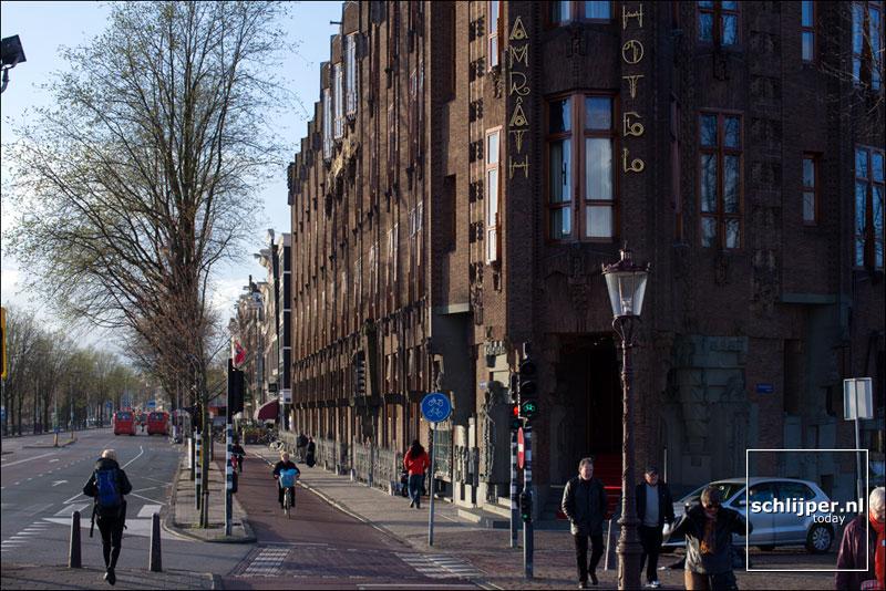 Nederland, Amsterdam, 7 april 2016