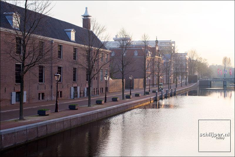 Nederland, Amsterdam, 9 april 2016