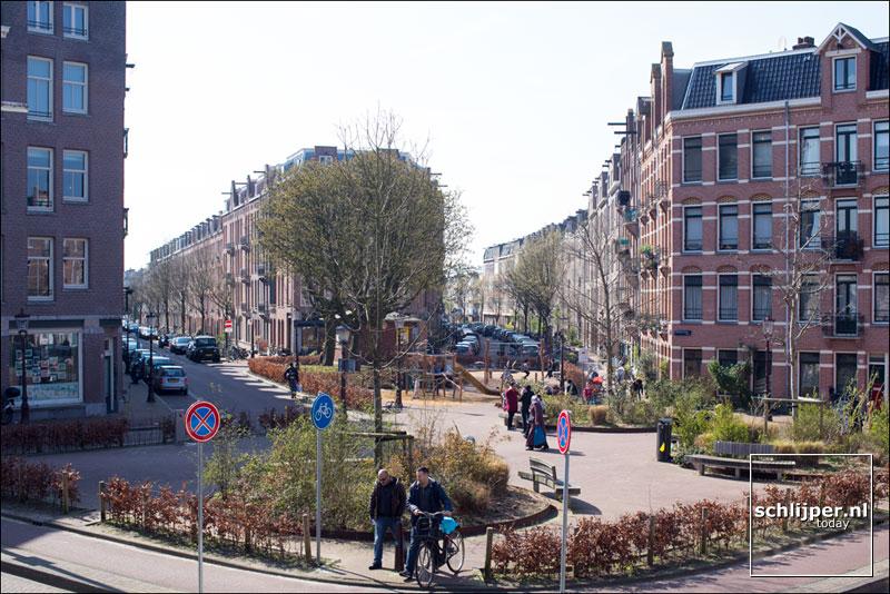 Nederland, Amsterdam, 11 april 2016