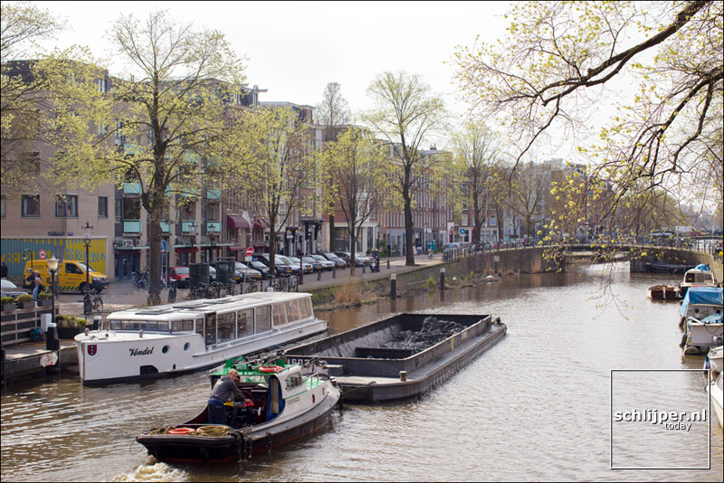 Nederland, Amsterdam, 13 april 2016