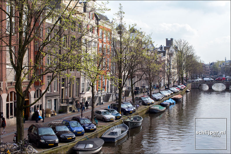 Nederland, Amsterdam, 12 april 2016