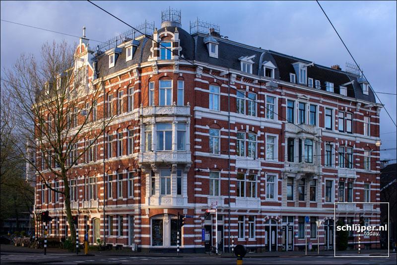 Nederland, Amsterdam, 16 april 2016