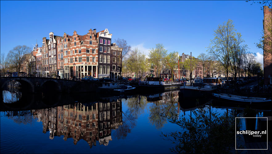 Nederland, Amsterdam, 17 april 2016