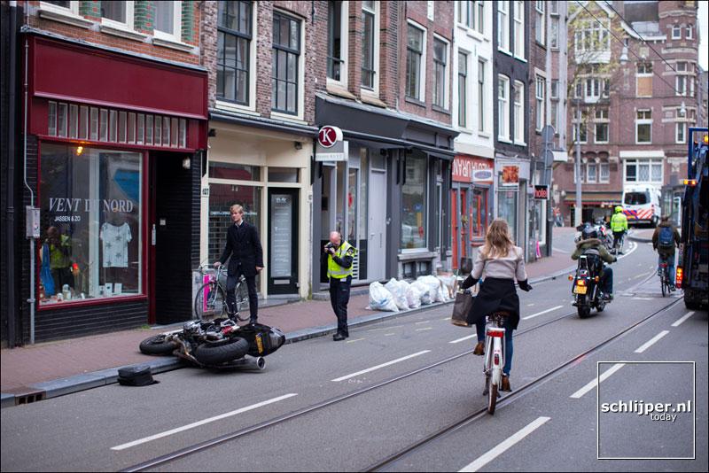 Nederland, Amsterdam, 18 april 2016