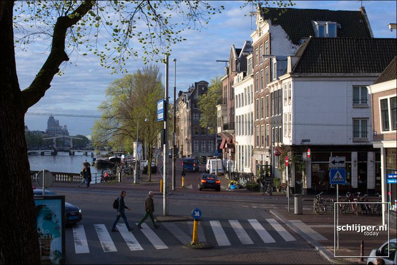 Nederland, Amsterdam, 19 april 2016