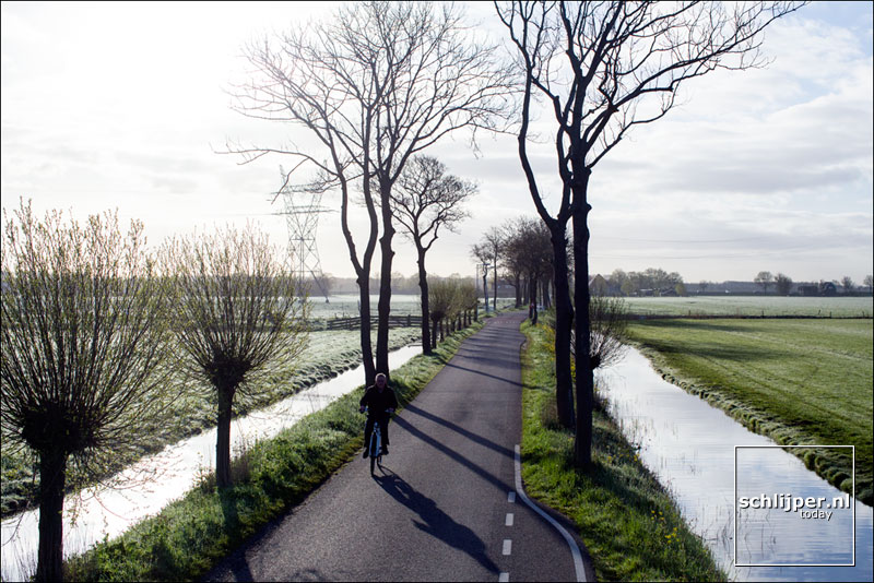 Nederland, Purmerland, 20 april 2016