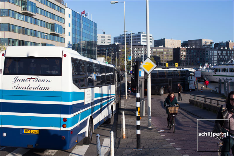 Nederland, Amsterdam, 21 april 2016