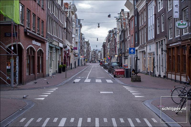 Nederland, Amsterdam, 23 april 2016