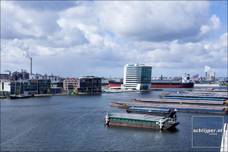 Nederland, Amsterdam, 24 april 2016
