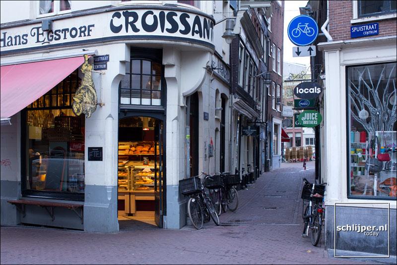 Nederland, Amsterdam, 25 april 2016