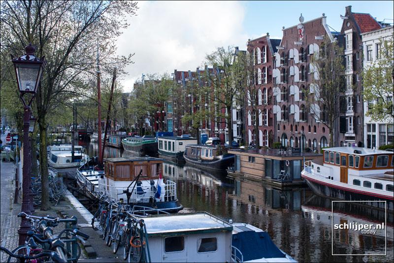 Nederland, Amsterdam, 26 april 2016