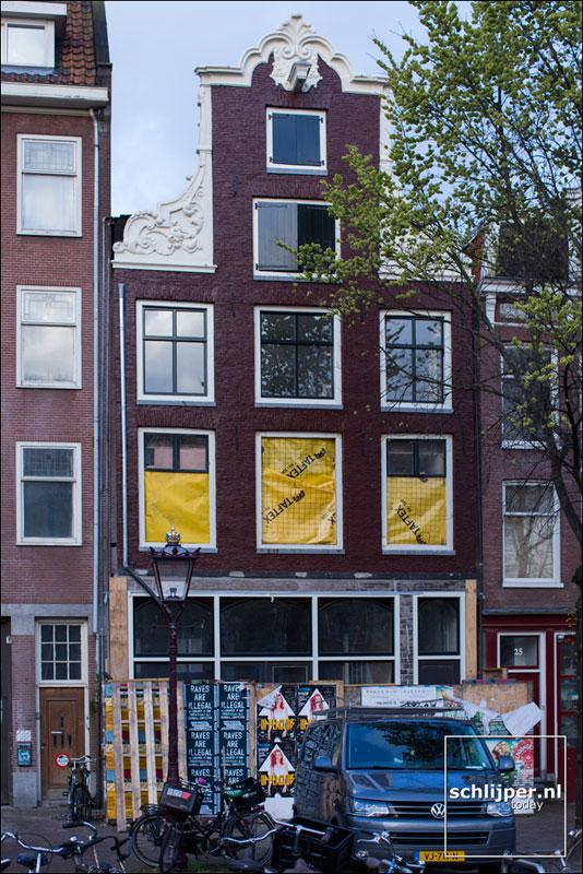 Nederland, Amsterdam, 28 april 2016