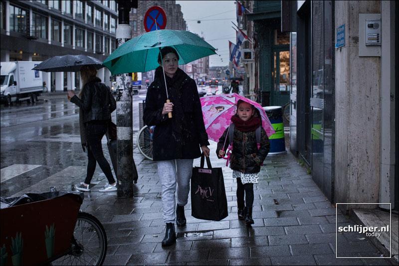 Nederland, Amsterdam, 29 april 2016