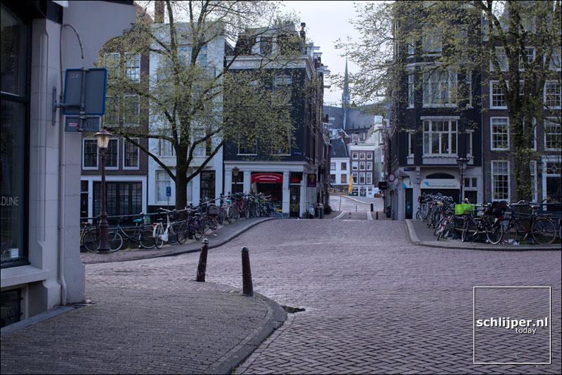 Nederland, Amsterdam, 30 april 2016