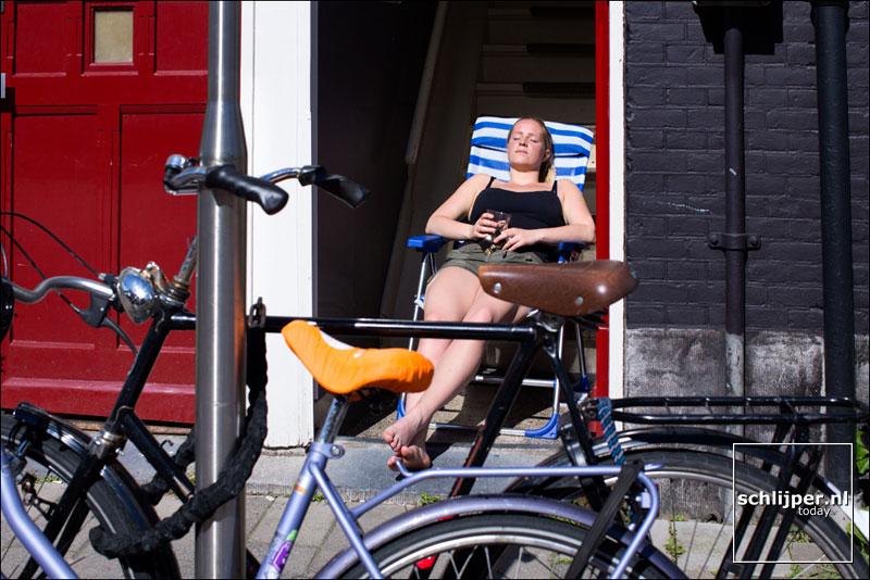 Nederland, Amsterdam, 1 mei 2016