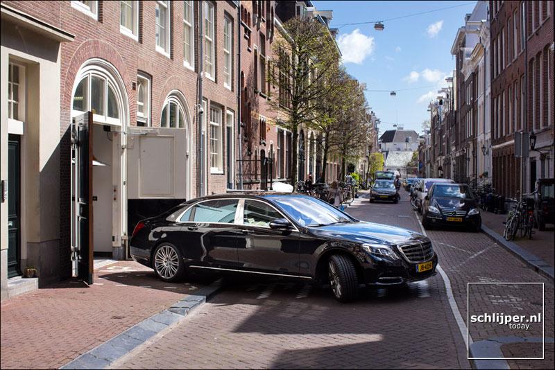 Nederland, Amsterdam, 3 mei 2016