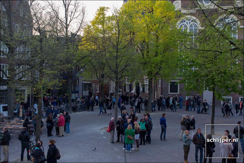 Nederland, Amsterdam, 4 mei 2016