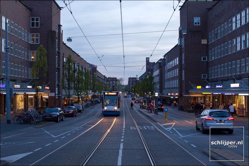 Nederland, Amsterdam, 5 mei 2016