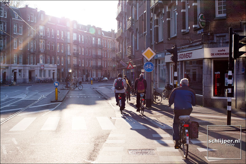 Nederland, Amsterdam, 6 mei 2016