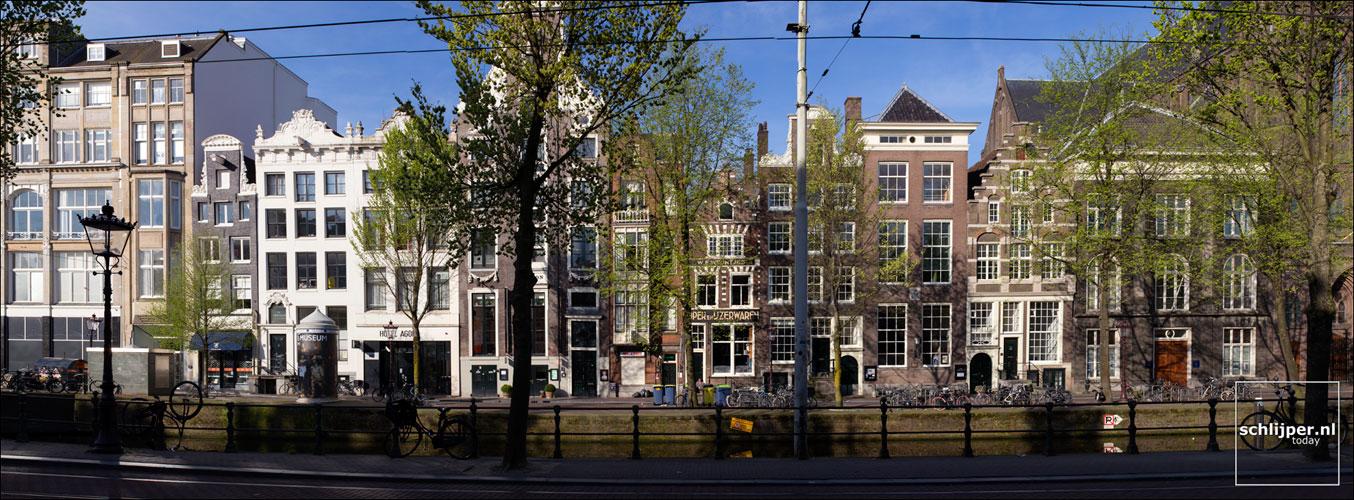 Nederland, Amsterdam, 7 mei 2016