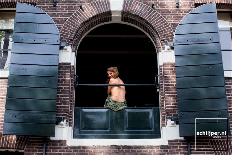Nederland, Amsterdam, 9 mei 2016