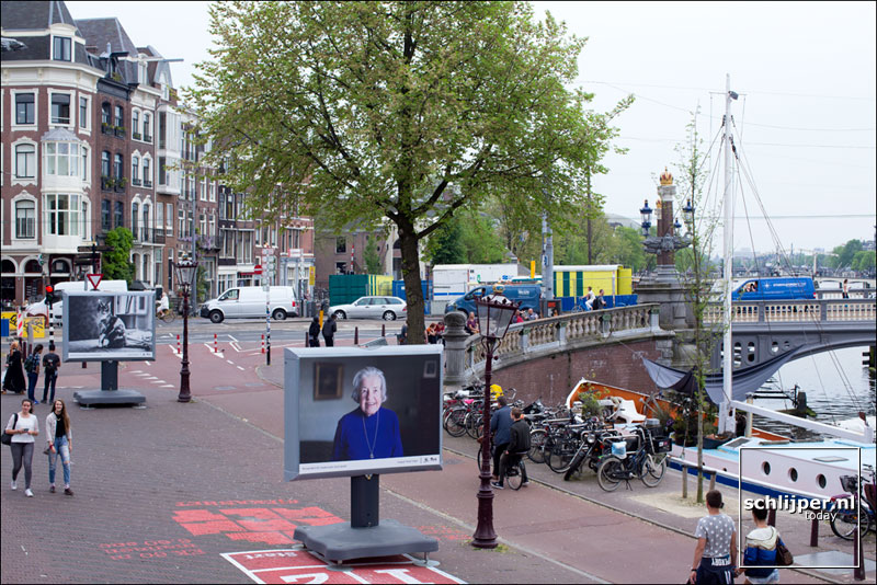 Nederland, Amsterdam, 10 mei 2016