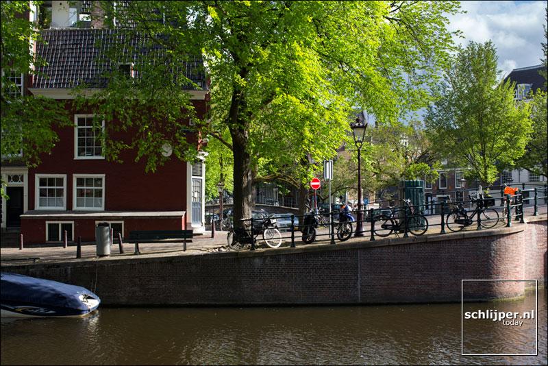 Nederland, Amsterdam, 15 mei 2016