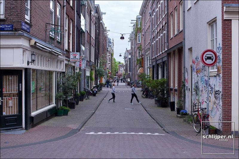 Nederland, Amsterdam, 16 mei 2016