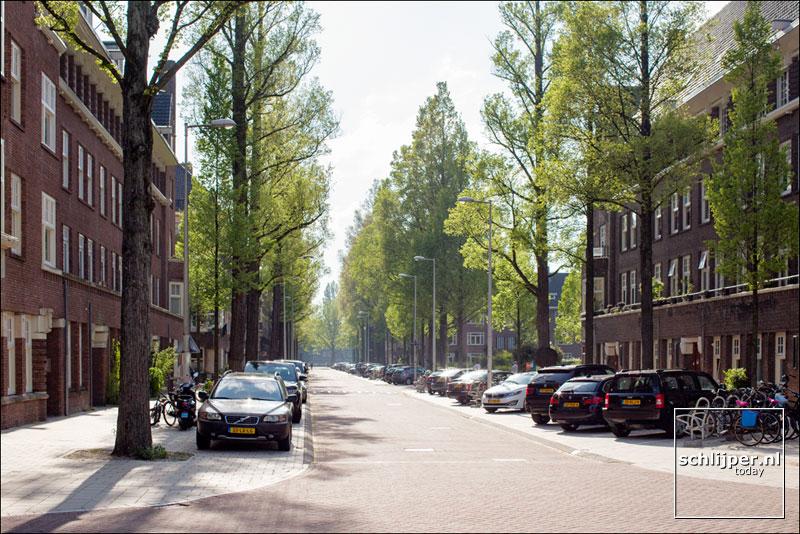 Nederland, Amsterdam, 17 mei 2016