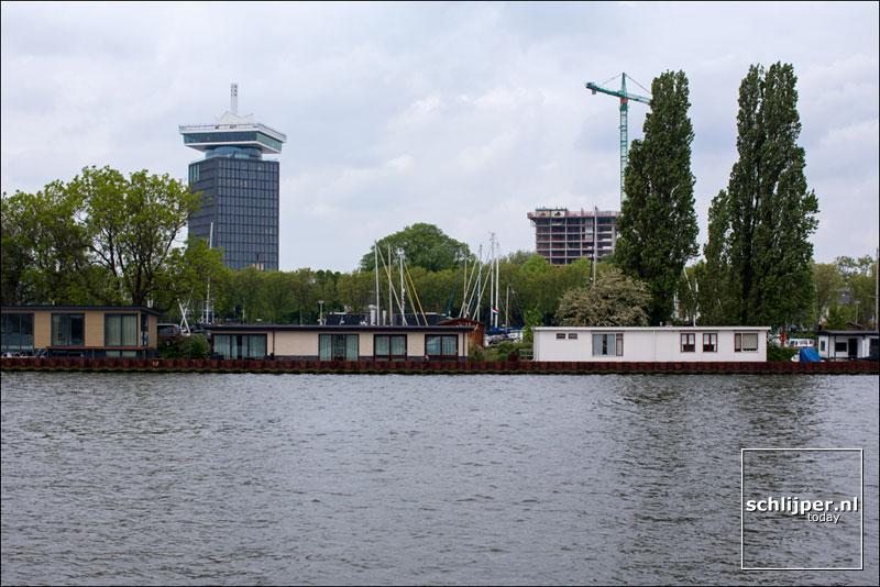 Nederland, Amsterdam, 18 mei 2016