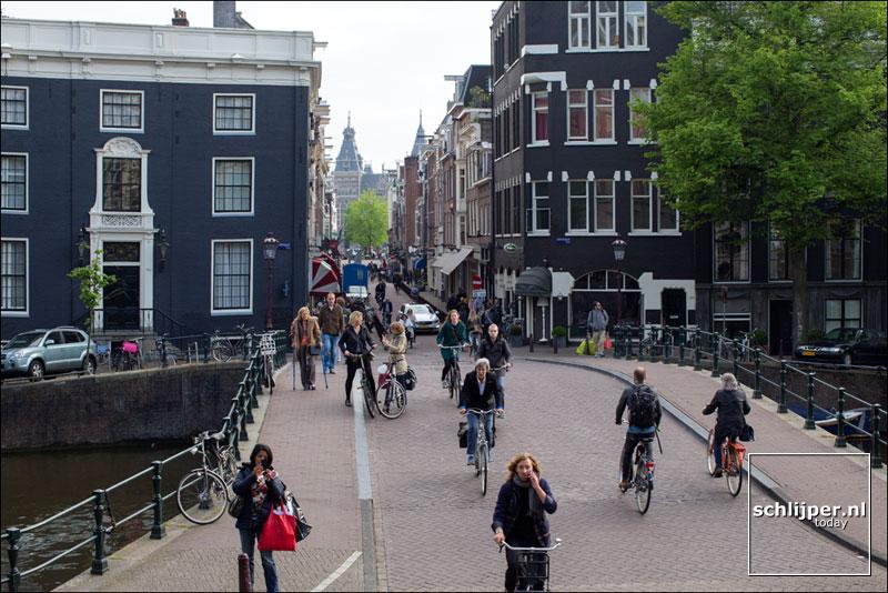 Nederland, Amsterdam, 19 mei 2016